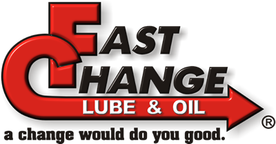 Fast Change Lube & Oil, Inc. Retina Logo